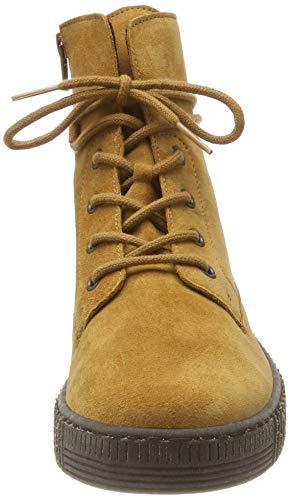 Brown Women's Peanut Ankle Jollys 14 Anthrazit Gabor Boots w1naIfqq