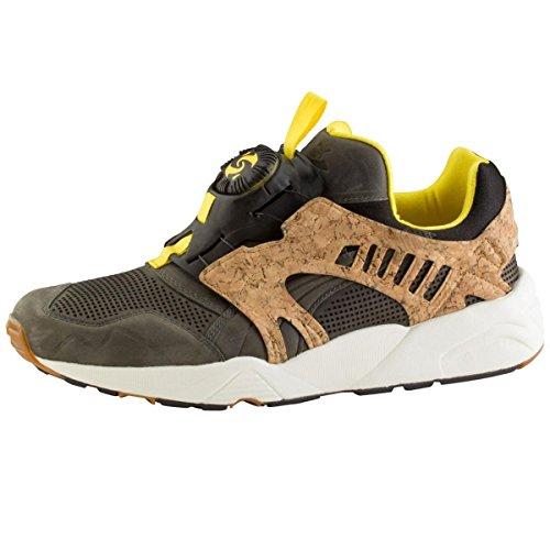 Puma - Zapatillas para hombre gris gris gris - Charcoal grey