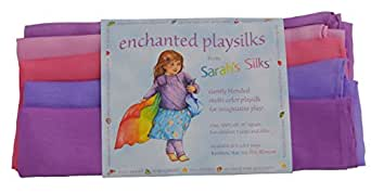 Enchanted Blossom Playsilk By Sarah's Silks