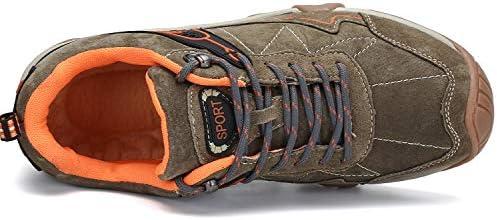 トレッキングシューズ メンズ ハイキングシューズ クライミング 登山靴 アウトドア 滑り止め 耐磨耗 スポーツ 防水