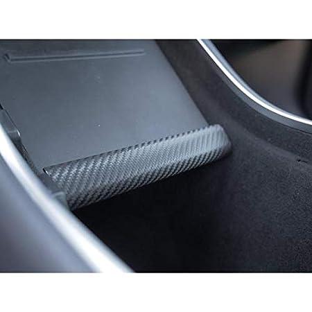 GreenDrive Covering pour Console Centrale Tesla Model 3 Noir