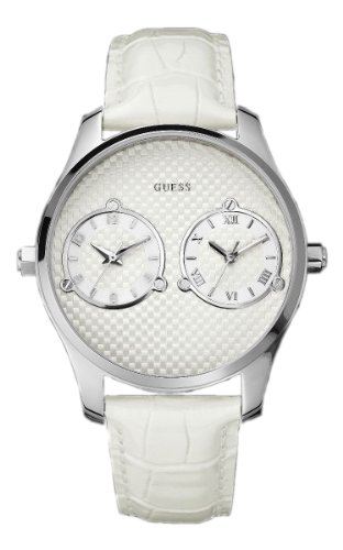 Guess Men's Watches Guess Trend Gents Leather Strap W80043G1 - WW
