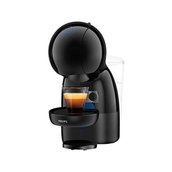 Nescafé Dolce Gusto Piccolo XS KP1A Macchina per Caffè Espresso e Altre Bevande, Manuale, Bianco/Nero 1