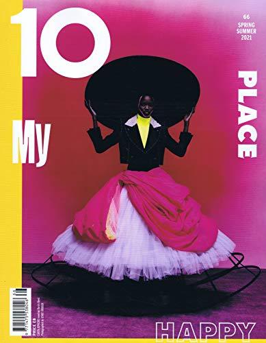 10 Magazine 最新号 表紙画像
