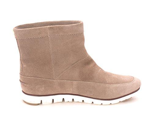Boots Tan Yolandasam Womens Toe Closed Ankle Fashion Haan Cole a10q8w0O