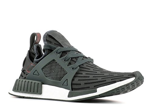 Adidas Womens NMD XR1 (Womens 9.5, Utility Ivy/Utility Ivy/Core Red)
