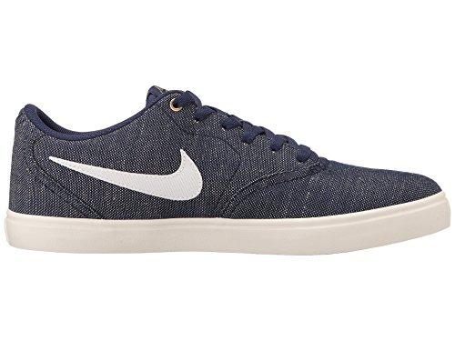 Hommes Nike Sb Check Solarsoft Toile Premium Chaussures De Skateboard
