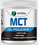 MCT Oil Powder with Prebiotic Acacia Fiber - Creamer for Coffee and Tea