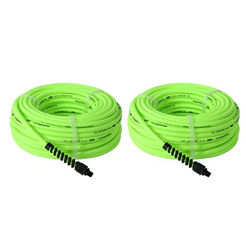 Flexzilla Heavy Duty Lightweight Fittings Pro Air Hose, 1/4