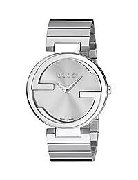 Gucci YA133307 Womens Interlocking Wrist Watches
