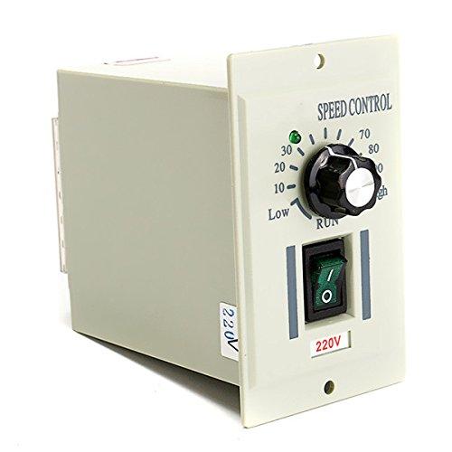 EsportsMJJ 220V AC Speed Control Controller For 400W Motor Output DC 0-220V Controller