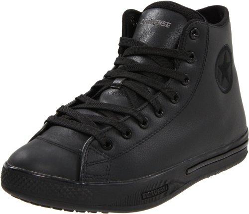 Converse Work Men's Comfort Classic Work Shoe,Black,8 M US
