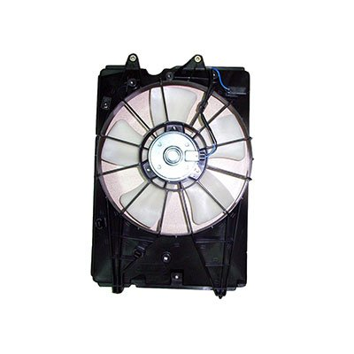 New Radiator Fan Assembly For 2009-2014 Honda Ridgeline And 200-2015 Honda Pilot Awd, 3.5ltr V6 With Air Conditioning Automatic Transmission HO3115149