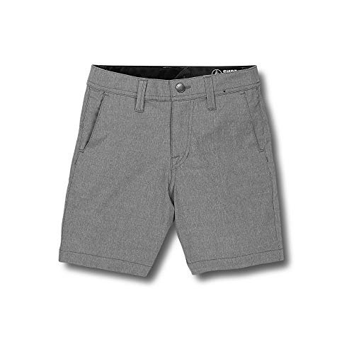 Volcom Cotton Belt (Volcom Little Boys' SNT Static Hybrid Short)