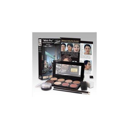 Mehron Mini-Pro Student Makeup Kit MEDIUM/OLIVE MEDIUM - Theater and Stage