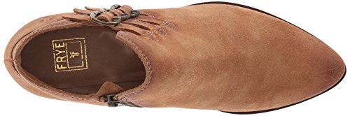 Frye Ray Belted Bootie Donna US 9 Beige Stivaletto