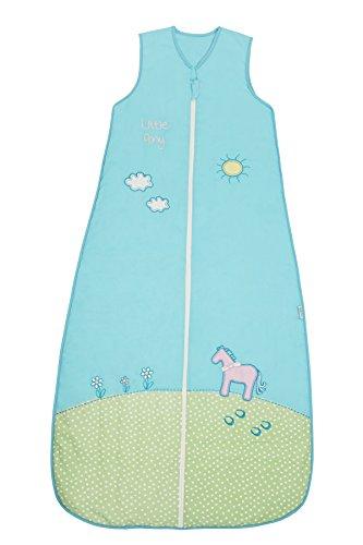 Slumbersafe Kid Sleeping Bag 2.5 Tog - Pony, 3-6 -