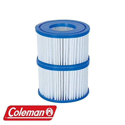 Coleman Lay-Z Spa Replacement Cartridges PackageQuantity: 2, Model: 58323, Home & Garden Store (Coleman Filter Spa)