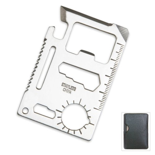Function Credit Card Survival Pocket product image
