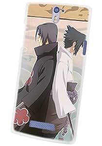 OPPO X909 HARD CASE anime NARUTO(v130600258)