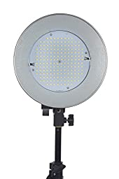 StudioPRO Two Circle Daylight Reflector 176 LED Flood Lighting Kit