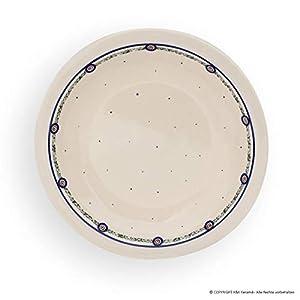 Original Bunzlauer Bowl/Soup Bowls/Ø22.5 x 4.5 cm Design 114