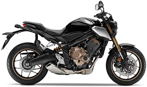 SHAD H0CR69IF 3P System Honda CB650R//CBR650R