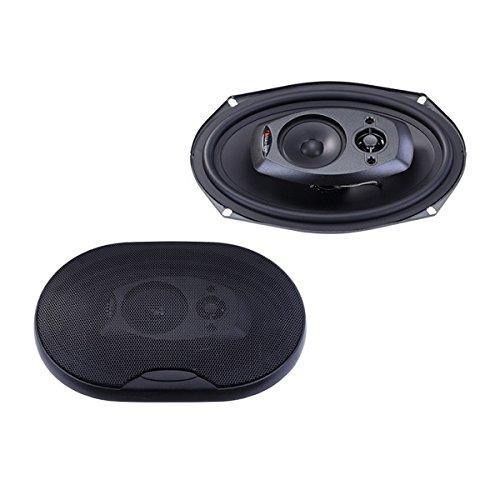 """Nakamichi NSE953 6x9"""" 3-Way Speaker Pair"""