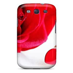 New Arrival Red For Galaxy S3 Case Cover