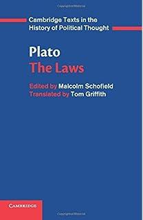 amazon com the laws of plato 9780226671109 plato thomas l