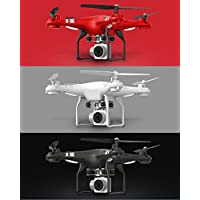 X52HW Drone - 6 Axis Gyro 4CH 2.4G RC Quadcopter Wifi 0.3MP HD Camera Camera -Real-Time Transmission FPV System- Altitude Hold-3D Flip Helicoptert-MOONHOUSE