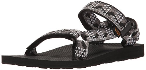 Teva Men's Original Universal Sports and Outdoor Lifestyle Sandal Black (Palopo Black)