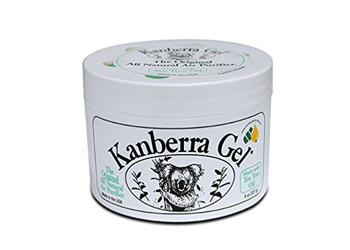 KANBERRA GEL 524003 Natural Air Purifier Gel, 8-Ounce (Gel Air)