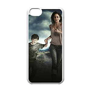 Customized Case for Iphone 5C - The Walking Dead ( WKK-R-331180 )