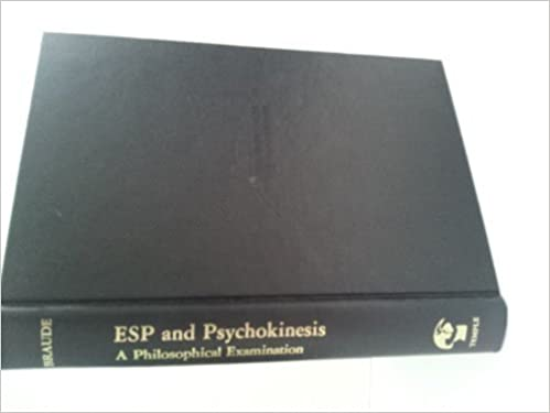 ESP and Psychokinesis: A Philosophical Examination