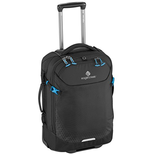 Eagle Creek Luggage Rolling (Eagle Creek Expanse Convertible International Carry-On Black)