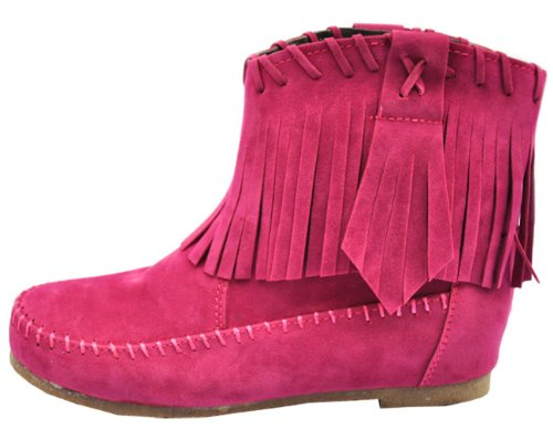 Women's Ladies Classic Shoes Boots multi colors Girls Tassel Rose Styles Ankle Fashion rrFR7wqdx