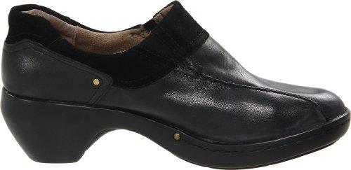 Esprit Facile Femmes Cevedo Wedge Boot Noir Multi