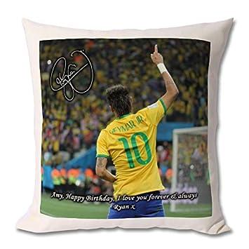 a219e0833e184 Star Prints UK Neymar - Brazil - PSG - Paris Saint Germain 5 ...