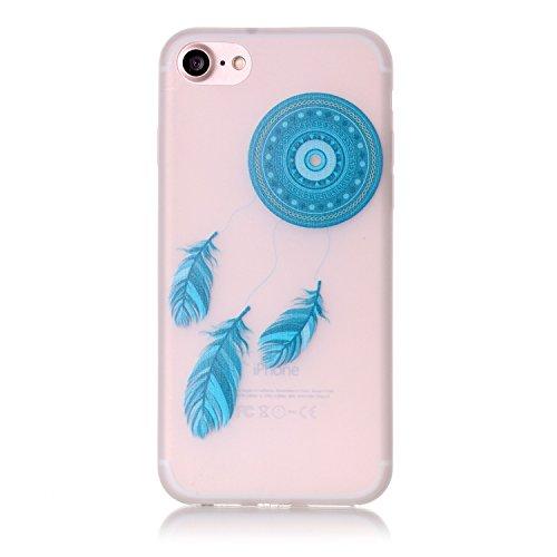 Funda iPhone 6,Carcasas para iPhone 6S, TPU Luminoso patrón de personalidad creativa linda cubierta protectora cubierta de silicona protector a prueba de golpes, para iPhone 6,Carcasas iPhone 6S 4.7 i image-13