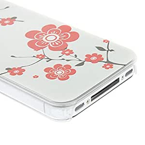 TLB iPhone 4/4S compatible Special Design Back Cover