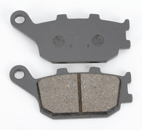 01-06 HONDA CBR600F4I: Vesrah Racing Semi-Metallic Brake Pads (Rear)