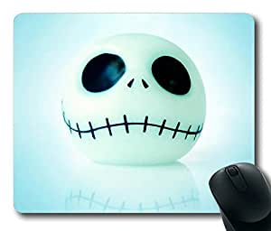 Before Christmas Skull Cartoon Masterpiece Limited Design Oblong Mouse Pad by Cases & Mousepads