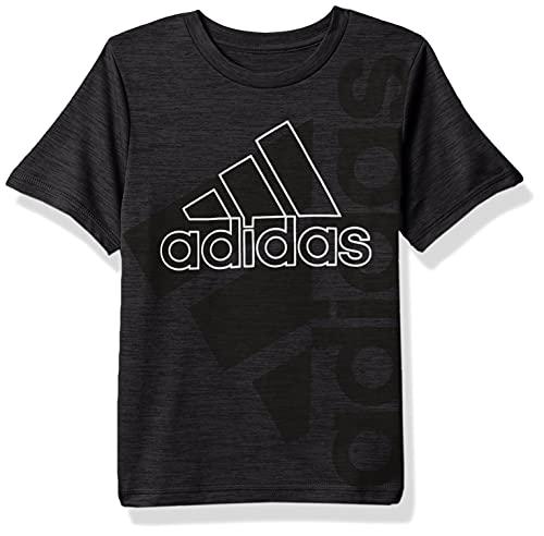 adidas Boys' Vert Bos Pigment T-Shirt