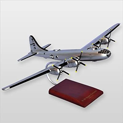 Mastercraft Collection MCB29LLW B-29 Superfortress Lucky Leven Wood Desktop Model