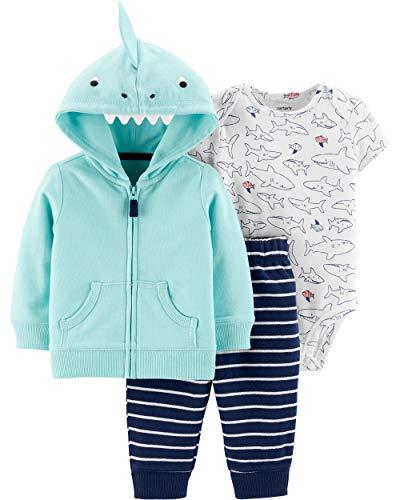 - Carter's Baby Boys` 3-Piece Little Jacket Set, Shark, 24 Months