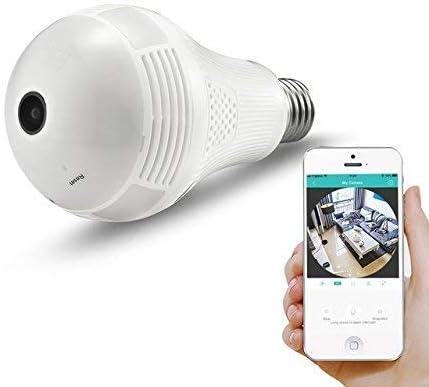 Wireless HD FishEye IP WiFi Panoramic Camera 960P 360 Degree 3D Security