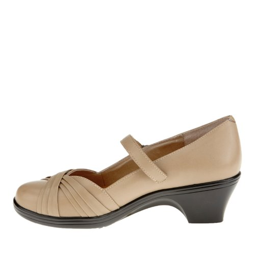 Dr. Comfort Cindee Mary Jane Shoes Taupe elCPUbU