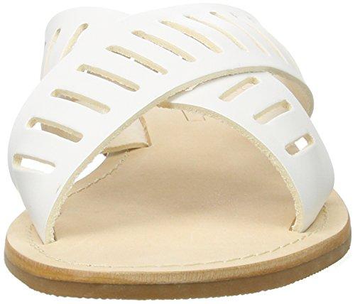Esprit Thea Perf Cc, Mules para Mujer Blanco (White)