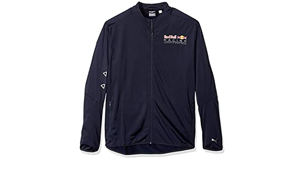PUMA Mens Red Bull Racing T7 Track Jacket at Amazon Mens Clothing store: